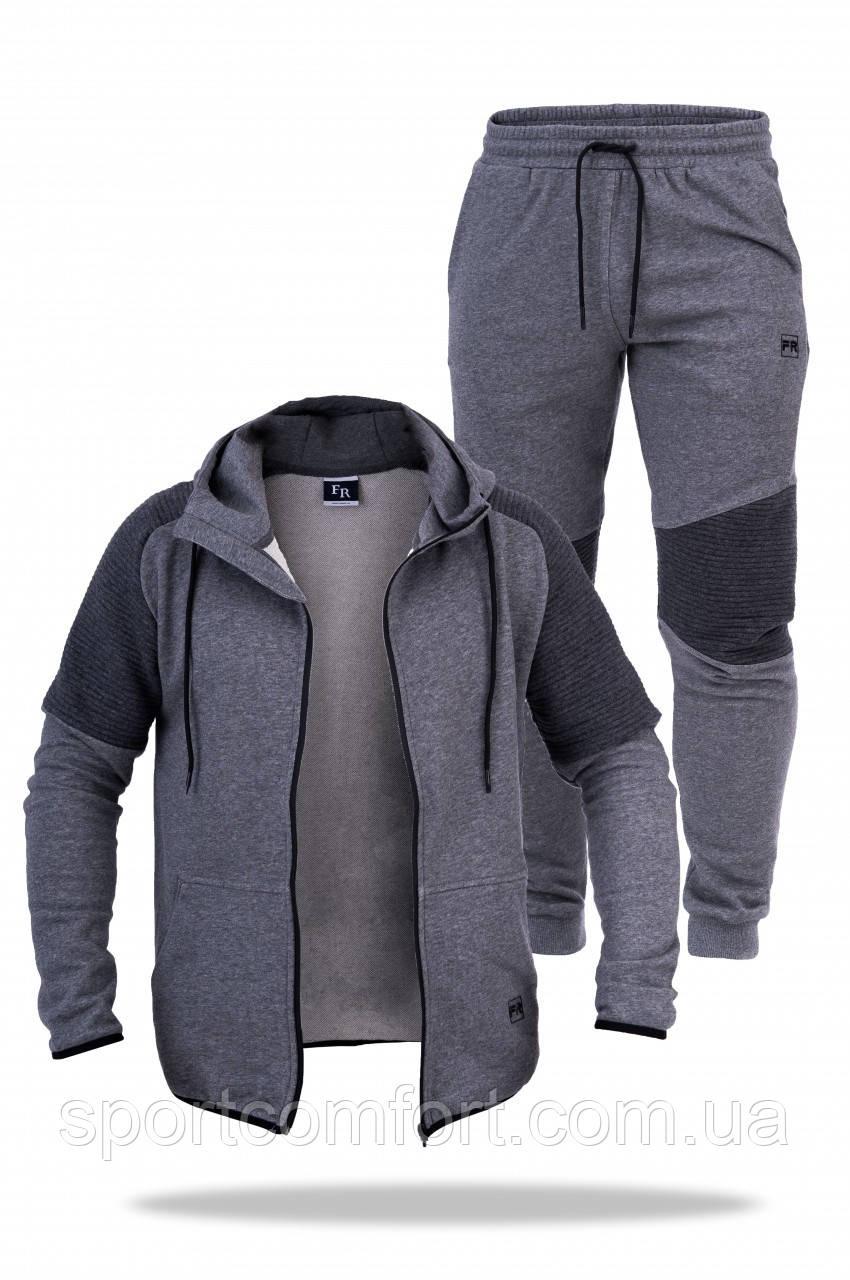 Спортивный костюм мужской Freever серый