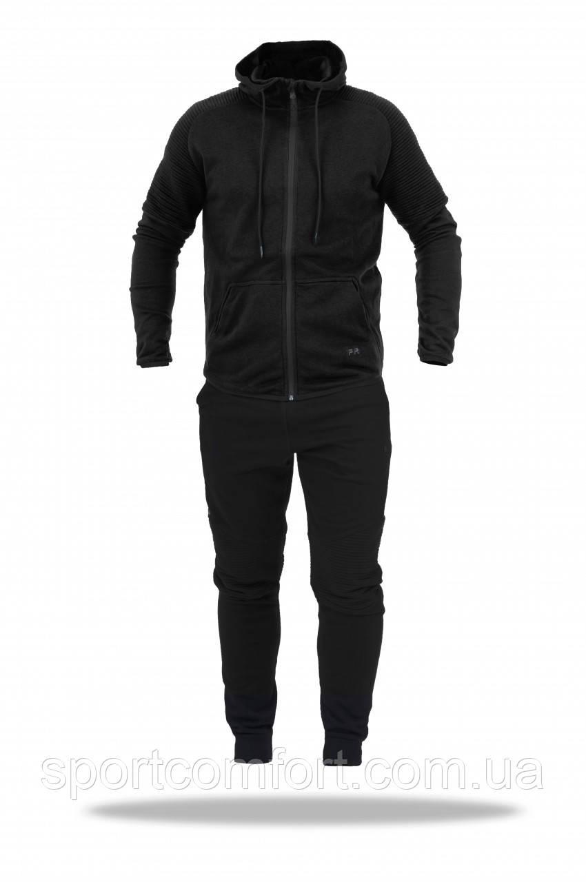 Спортивный костюм мужской Freever черный