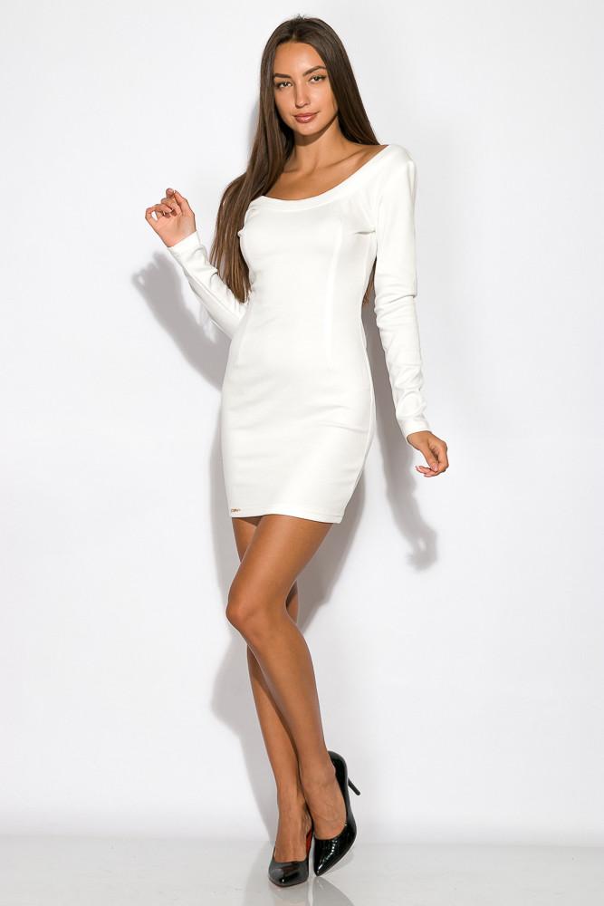 Платье женское ассорти 120P151 (Молочный)