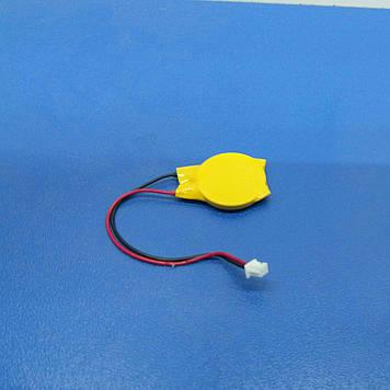 Литиевая батарейка(3v) MastAK CR1632+коннектор