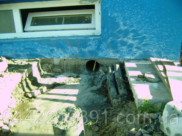 Бурение бетона