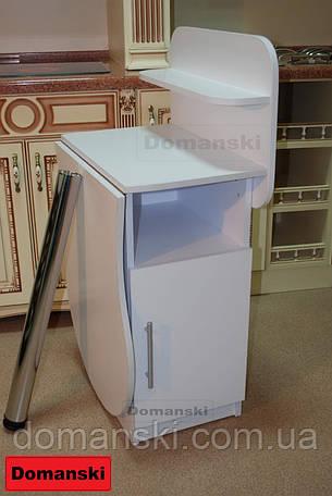 Маникюрный стол с дверцей, тумбочка., фото 2