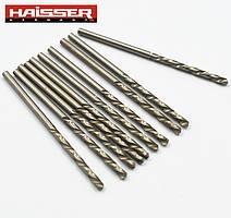 Сверло HAISSER по металлу удлинённое 1,0 мм