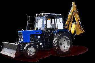 Оборудование для тракторов