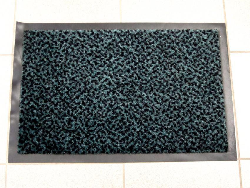 Коврик грязезащитный Гепард, 60х90см., зеленый