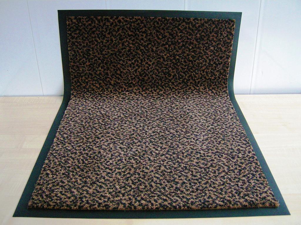 Килимок решіток Гепард, 90х150см., коричневий темний