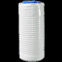 Емкость вертикальная Рото Европласт 200 литров узкая