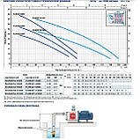 Электронасос многоступенчатый Pedrollo PLURIJETm 3/100X, фото 4