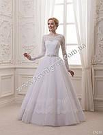 Свадебное платье 15-211, фото 1
