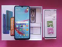 Xiaomi Redmi 9A+стекло Blue/Green Global version