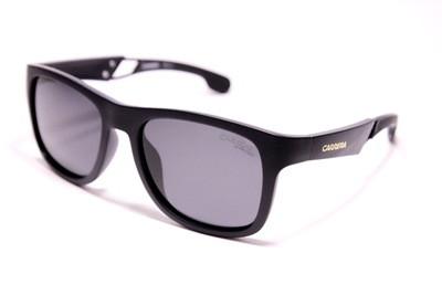 Сонцезахисні поляризаційні окуляри, з матового пластика, унісекс