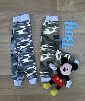Детские штаны камуфляжные зимние,плотные спортивные штаники батник,материал трехнить