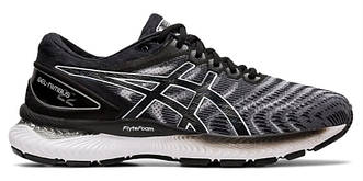 Кроссовки Asics Gel Nimbus 22 Black Gray 1011A680-100 черные