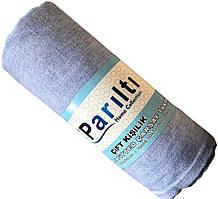 Простынь на резинке с наволочками на матрас 180*200 см Турция Голубой