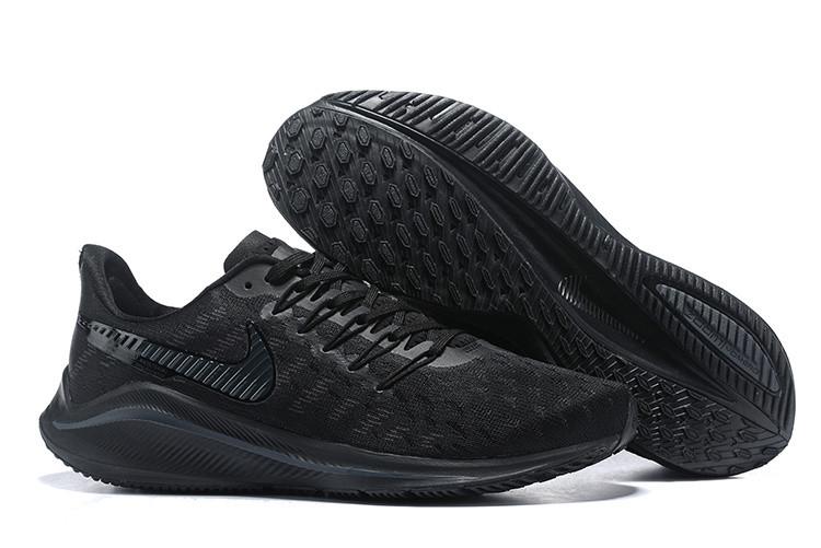 Кроссовки Nike Air Zoom Vomero 14 Black Gray черные мужские