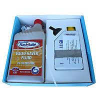 Система защиты клапанов Flash Lube Серия 2 + 1л жидкости для лубрикатора