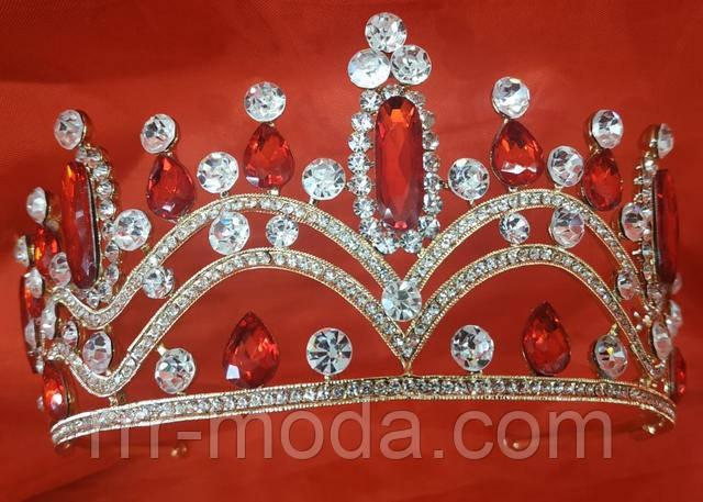 Презентация высоких золотых корон. Короны оптом в Украине.