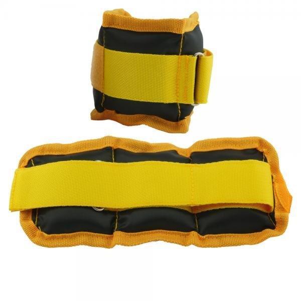 Обважнювачі для ніг фіксований вага пісок 2 шт по 1.5 кг
