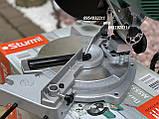 Пила торцовочная Sturm MS55211 210 мм, 1400 Вт, фото 2
