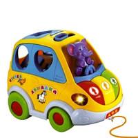 Развивающая игрушка Joy Toy Автошка, фото 1