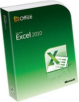 Microsoft Excel 2010 32-bit /x64 Russian DVD BOX (065-06981)