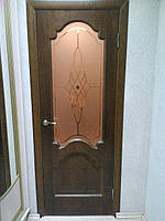 Двері Термінус модель №8 зі склом