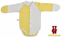 Бодик для новорожденного (интерлок), фото 1