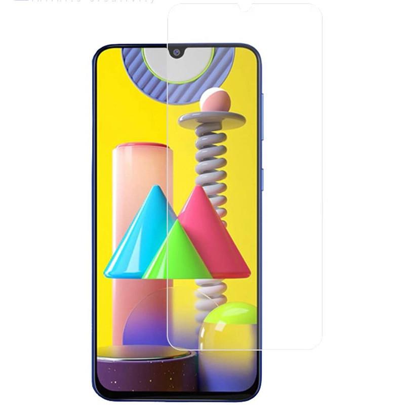 Samsung Galaxy A31 (36398) 9H защитное стекло на самсунг а31
