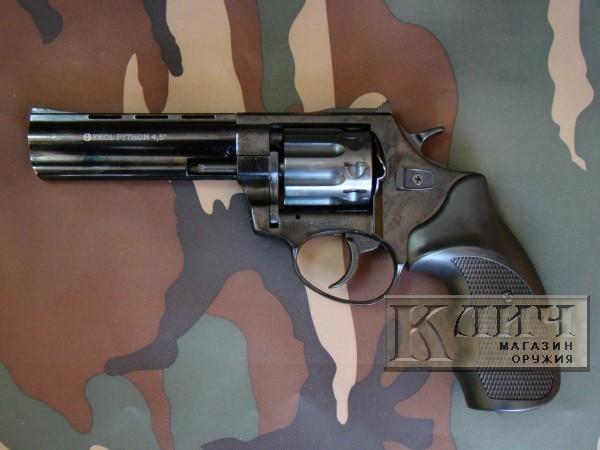 "Револьвер под патрон Флобера Ekol Viper 4,5"" Black"