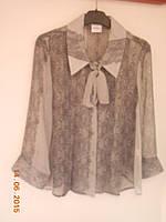Платье-костюм из шифона