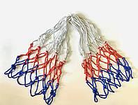 Сетка баскетбольная нейлон (пара) 12 петель