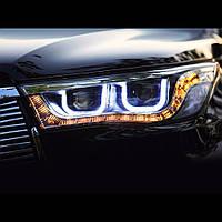 Передние фары для Toyota Highlander 2014+