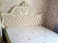 Класичне двоспальне ліжко Лорена Слоніммеблі, фото 1