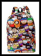 Рюкзак молодежный South Park, Южный Парк! В НАЛИЧИИ!