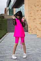 Неоновый детский костюм на девочку SH-114, фото 3