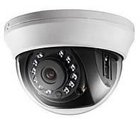 HD-TVI видеокамера Hikvision DS-2CE56C0T-IRMM f=3.6 мм 1 Мп ИК до 20м