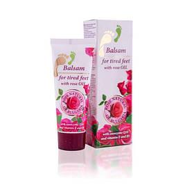 Бальзам для усталых ног Rose Natural of Bulgaria