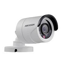 HD-TVI видеокамера Hikvision DS-2CE16C0T-IR f=3.6мм 1 Мп ИК до 20м