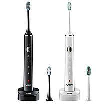 Зубная щетка VGR V-809 | Электрическая зубная щетка V 809 | Электрощетка аккумуляторная, фото 3