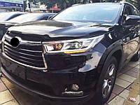 Передние фары для Toyota Highlander 2014+(ver2)