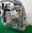 Рюкзак детский стильный с пайетками SHIP для девочки размер 28х25 купить оптом со склада 7км Одесса, фото 2