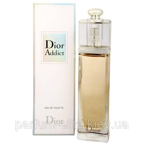 Женская туалетная вода Dior Addict Eau de Toilette 100ml(test)