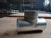 Тройник 57х3,0 пищевая сталь, фото 2