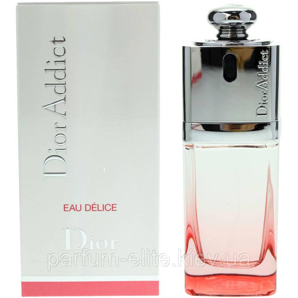 Женская туалетная вода Dior Addict Eau Delice 100ml
