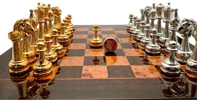 """Коллекция фигур """"Fiorito"""". Шахматы классические Italfama."""