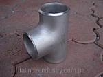 Тройник DIN 2615 нержавеющая сталь 159х3, фото 5