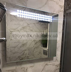 Зеркало со встроенной подсветкой SLD-30 Eko 700х600х30