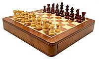 Шахматы дорожные с шашками Italfama G1037D