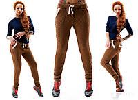 Женские спортивные штаны с карманами