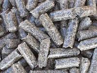 Сухой жом свекловичный  25кг (гранулированный)